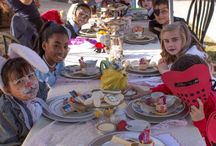 Snukumi's Tim Burton Mad Hatter Bday / My daughter 9th bday party. She Loves Tim Burton's ALice in Wonderland / by Mayda Garcia