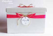 Pudełka na koperty ślubne ♡ Wedding boxes