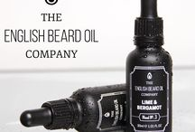 The English Beard Oil / 100% natural beard oils to condition and tame a long beard, to soften stubble and treat the skin.