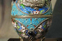 Faberge / russian eggs