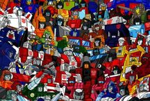 Transformers / by Nick Maxwell