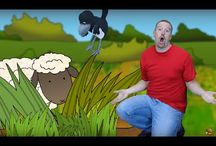 English for kids - On the Farm / Educational and entertaining interactive materials for kids introducing Farm Animals. Watch the stories with Steve and Maggie, have fun and learn at the same time! If you want to see more visit free YouTube channel Wow English TV: https://www.youtube.com/c/WOWENGLISHTV