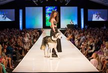 Le Chien Fashion Week El Paseo / Here's some of the designs we created for Le Chien the dog fashion show that benefits the Humane Society of the Desert and kicks off Palm Springs Fashion Week El Paseo. Great show! Great Fun! Great Cause!