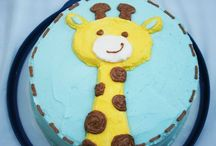 3years old Giraffe Party ideas