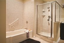 The Bath Company Showers / This board showcases The Bath Company's quality showers that are built to last. Find the one perfect for your bathroom!