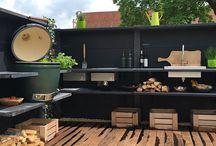 outdoorküche