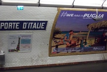 #WeAreInPuglia / #WeareinPuglia is the new adv campaign to promote Puglia all over Europe. Follow the hashtag on Twitter and send us your pictures! www.weareinpuglia.it