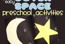 Preschool Outer Space / by Stacy Moynahan Paradiso