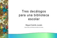 Decálogo de la biblioteca