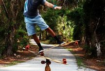 Longboard Tricks / Tricks done with Longboard Skateboards. Interesting board in the air pictures as well as sk8 tricks you want to copy.