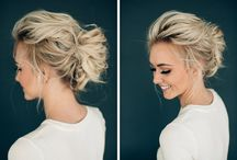 Hairstyles ♡.
