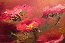 Trines flowers