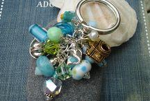 Jewelry: DIY keychain