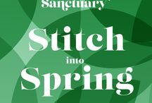 Stitch into Spring - Craft Sanctuary