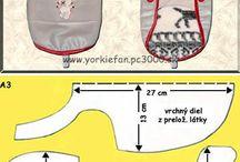 Moje strihy pre malých psíkov / Strihy pre malých psíkov z mojej stránky www.yorkiefan.sk