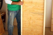 Core hole boards
