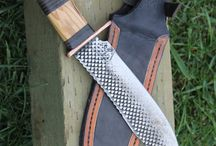 DIY rasp file knife