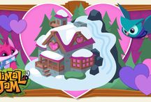 Friendship Festival! / Celebrate the Friendship Festival this February with Animal Jam! Check out fun stuff happing in AJ, snag some free downloads and see animals that are best buddies. Have fun and PLAY WILD!