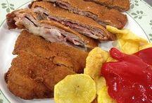 #Cachopo / El cachopo se ha convertido en uno de los platos estrella de la #cocinaasturiana.