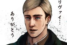 Erwin Smith / Erwin Smith fanart, cosplay, love