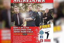 Shinedowns Nation Instagram Photos