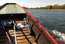 La Loire en bateau