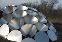steel pavilion