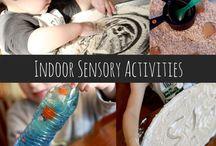 Sensory Bins & Activities