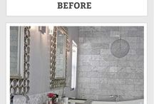 Bathroom remodel / by Sharon Mattheisen