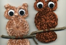 Applique crochet