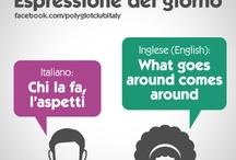 English idioma