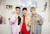 CBX / *Chen *Baekhyun *Xiumin