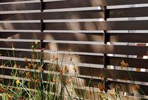 Basket Weave Fence / Fence