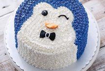 ideias decoração bolos