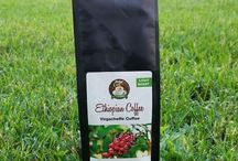 Coffee Ethiopia / grean coffee beans