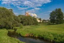 Храмы, монастыри...России