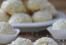 anise cookies (Italian cookies)