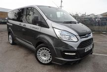 Ford Tourneo Custom Camping