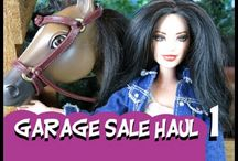 Garage Sale Haul / by Lolas Mini Homes