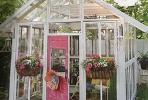 Garden Sheds / A beautiful place or space to plan, dream and enjoy your garden.