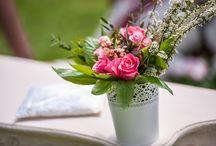 Svatební květiny ostatní