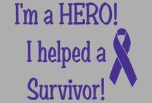 Help a survivor / by Jody Bergstrom