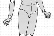Krop figure