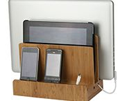 Low tech solutions for the High tech lifestyle / iPads, iPhones, Google Glasses, Kindles, Smart Watches, these new devices are great but organizing and storage can get messy. Why not have a simple solution to organize and store these tech products! / by Great Useful Stuff
