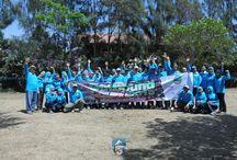 Employee gathering BPMKL DISKIMRUM JABAR - Geo adventure indonesia