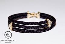 Bracelets / The best style accessory for men.
