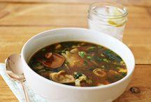 Delicious Food - Soup
