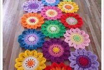 Camino crochet colores