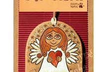 keramika- andělé, aj.