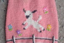 Knit-Dog Sweaters